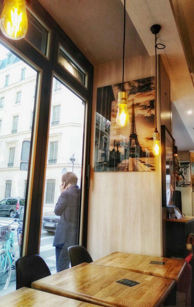 Śniadanie w Paryżu