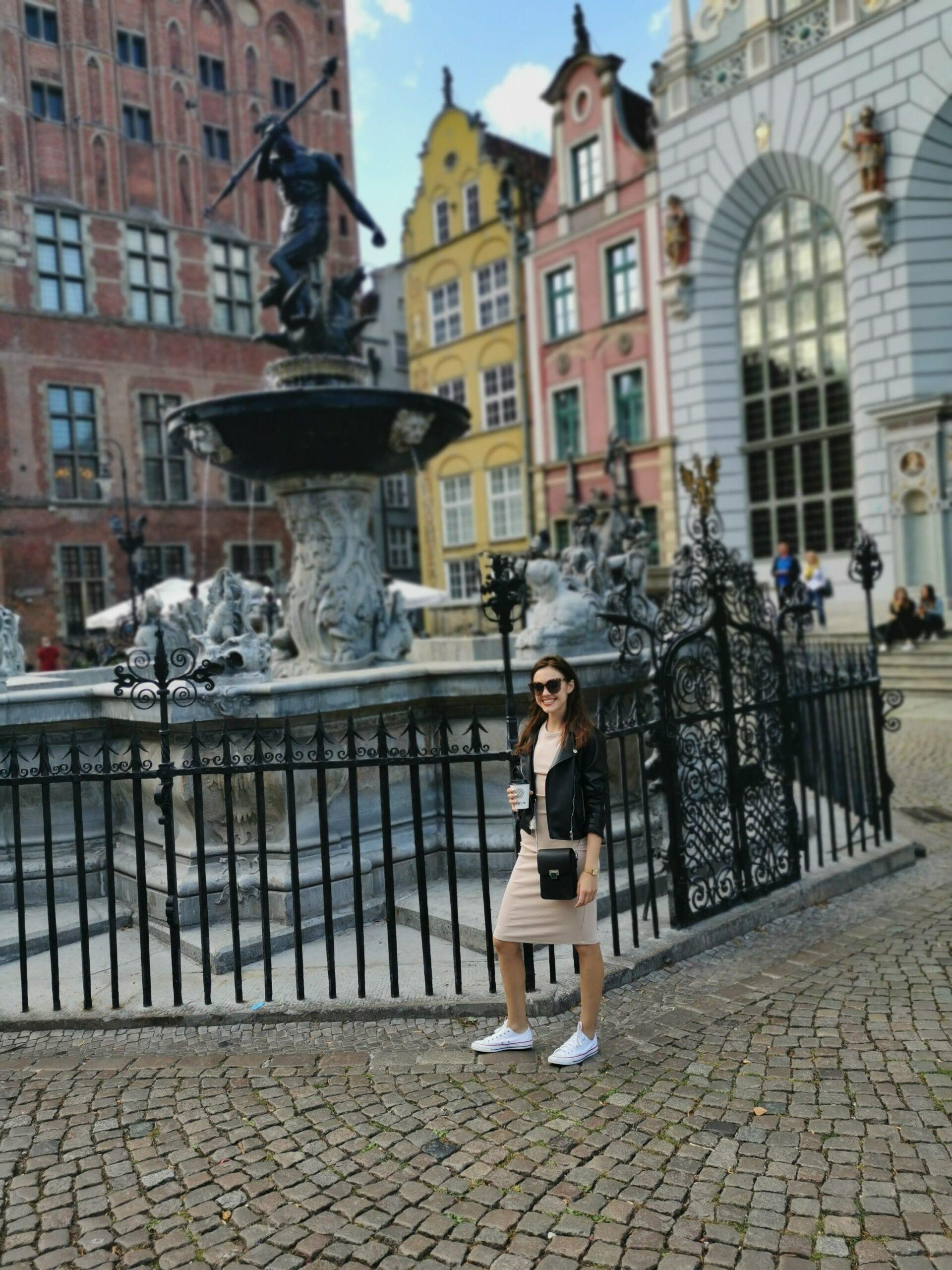 Neptun w Gdańsku